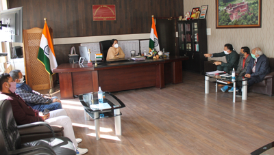Katra entry point to have free COVID test facility: DC Reasi