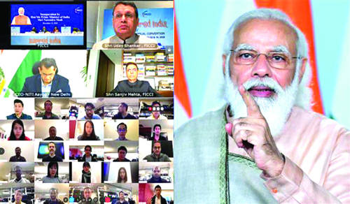 Govt committed to farmers' welfare: Modi