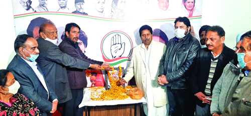 PCC holds special prayer meeting to condole demise of Madan Lal Sharma