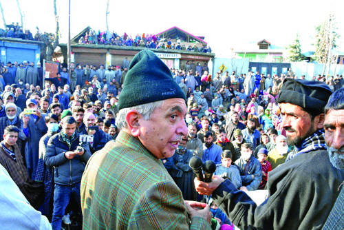 Era of electoral maneuvering over, Pattan will rise to defeat divisive forces: Mir