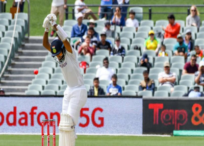 Pink Test: India lose openers, sedately reach 41/2 at dinner on Day 1