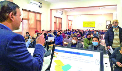 RD Directorate organises Social Audit Training for Programme Officers