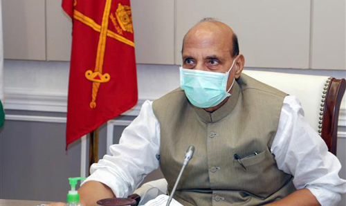 Bid to mislead farmers will not succeed: Rajnath Singh