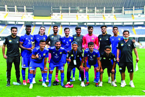 Real Kashmir to play finals of IFA Shield