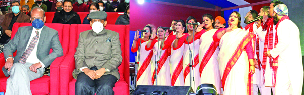 CJ attends cultural programme at District Jail Jammu, inspects facilities for inmates
