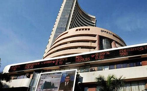 Sensex declines over 130 points in early trade