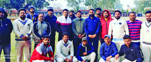 Rahul's half-century  helps All Stars to win against Friends Club