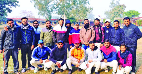 Jourian Warriors enters QFs of Cricket Tournament