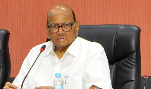 Unfortunate that farmers have to protest for rights: Pawar