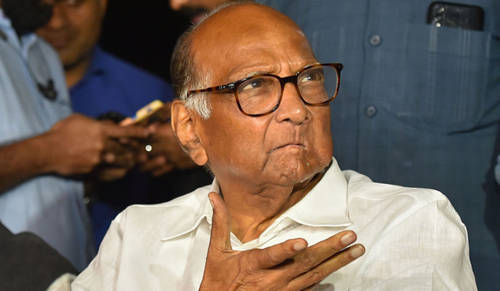 Take farmers' protest seriously, end deadlock: Pawar to Centre