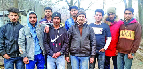DYSS picks Poonch students for Skiing courses after 3 decades