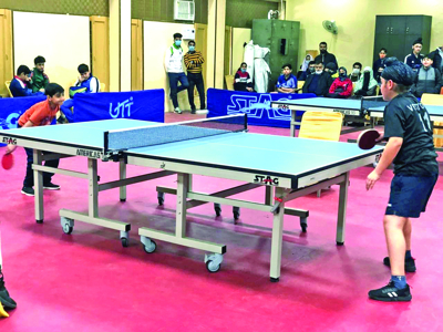 Adnan wins Cadet boys title, Niharika emerges Girl's champ