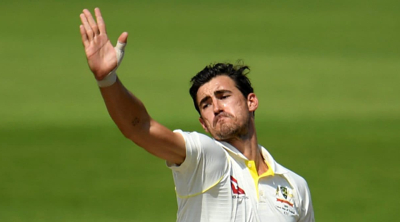 First Test: Starc takes four wickets as India shot out for 244