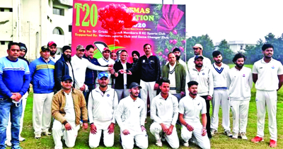 DG DYSS inaugurates Christmas T20 Cup