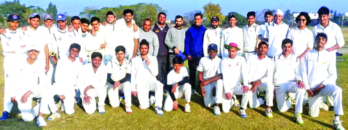Jammu Vishal Club enters final of U-17 Christmas Cricket C'ship