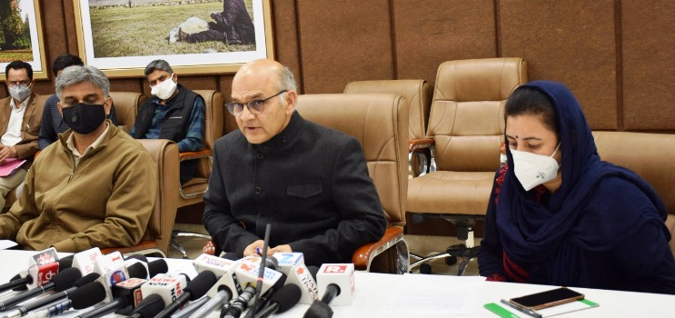 DDC Polls: Phase-V ends with over 51% polling: SEC Sharma
