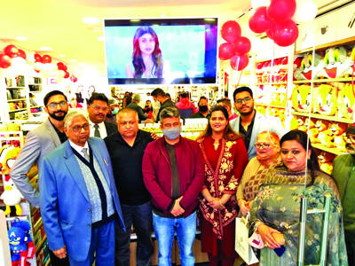 XIMI Vogue opens  second outlet in Jammu