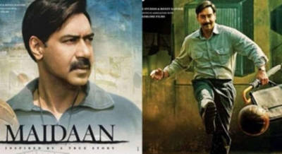 Ajay Devgn's 'Maidaan' to resume shoot from January 2021, locks October release date