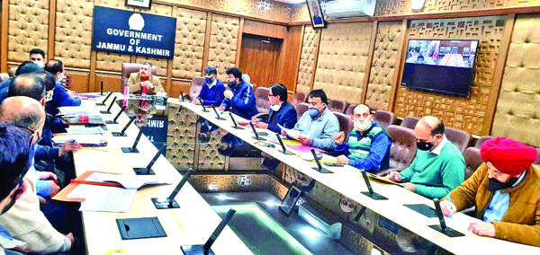 Amit reviews status of legal cases in Forest Department