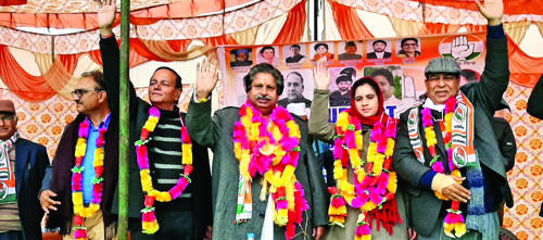 BJP political party of rich & industrialists, unconcerned with well-being of poor: Bhalla