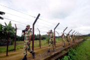 BSF kills Pak intruder along IB in Rajasthan