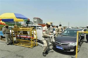 Farmers' protest: Delhi Traffic Police informs commuters about closed routes