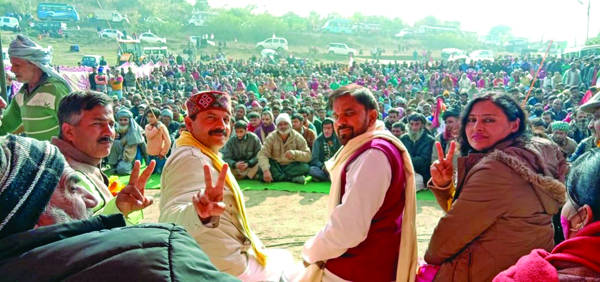 BJP on backfoot after name of its Ex-MLA surfaced in Roshni scam: Harsh