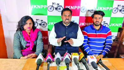 NPP condemns assault on Manju Singh by BJP goons