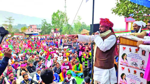 Panthers shall sweep all 14 DDC seats of district Udhampur: Harsh