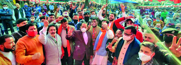 Opposition leaders taking benefit of development, but not acknowledging: Dr Jitendra