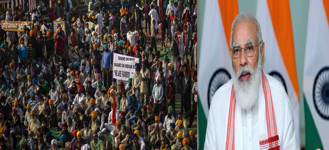 PM assures farmers on agri reforms, says govt committed to their welfare