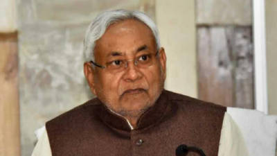 No proposal from the BJP for cabinet expansion: Nitish