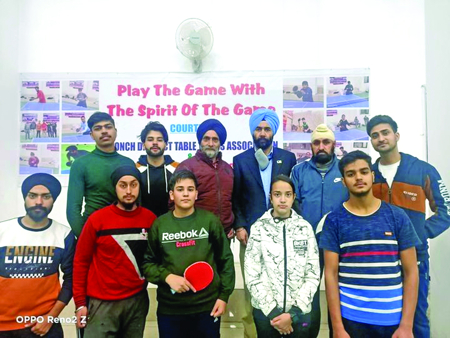 Poonch TT team named
