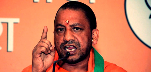 Those who don't want to see farmers happy, misleading them: Adityanath